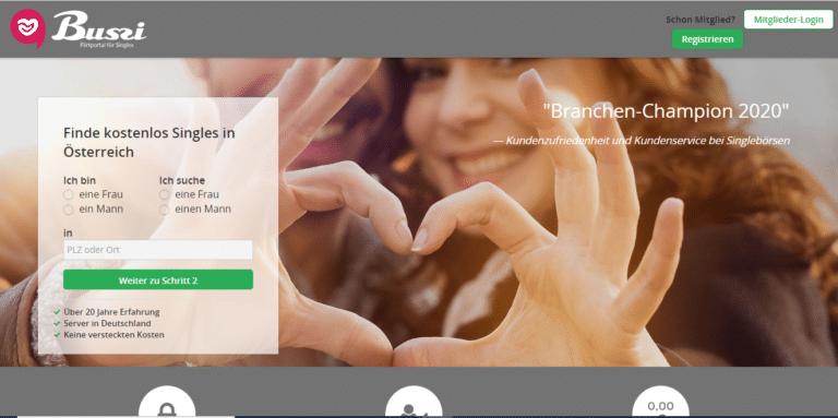 Bussi - Screendump - Die besten Dating-seiten