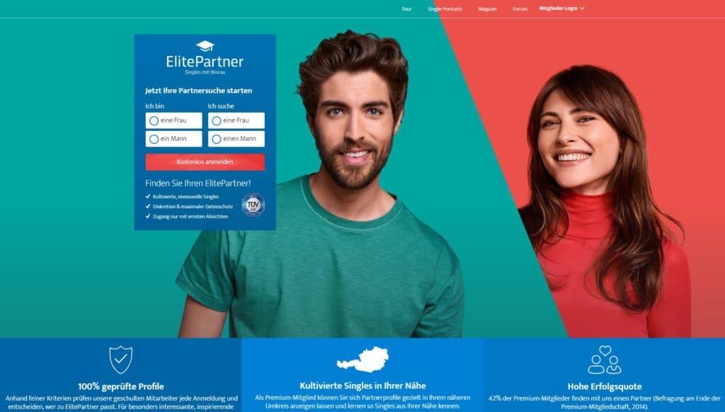ElitePartner - Singlebörse