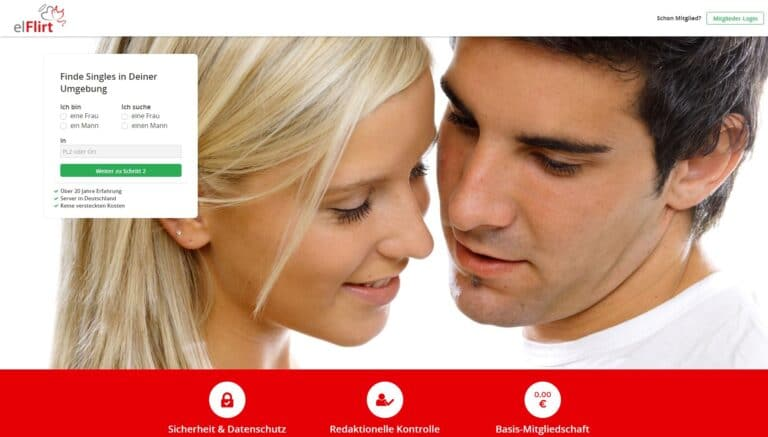 elFlirt.at - Casual dating seiten