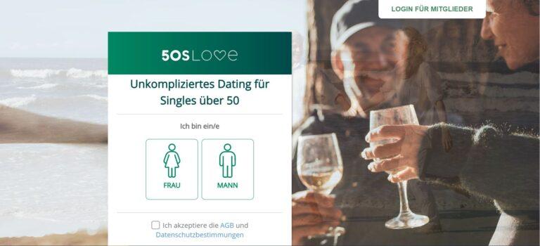 Partnersuche ab 50 - kostenlose Partnerbörse für alle ab 50, Senioren und 50plus